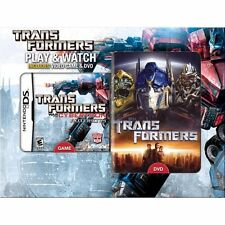 Play & Watch - Transformers War From Cybertron Decepticons (NDS/DVD) NEW
