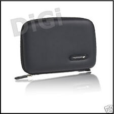 Genuine Black TomTom XL v2 GPS Carry Case IQ Routes Classic Cover Takes Easyport