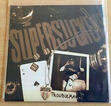 """Supersuckers/the hangman 7"""" black  Vinyl"""