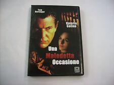UNA MALEDETTA OCCASIONE - DVD PAL - VALERIA GOLINO - GOOD CONDITION