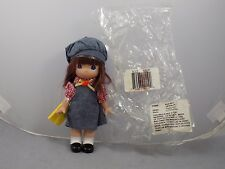 2007SEPTEMBER Precious Moments MONTHLY MOMENT Vinyl Doll School Ready
