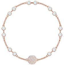 Swarovski 5451032 Remix Carrier Bracelet Rose Gold Size L 18.7cm