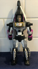 Power Rangers Operation Overdrive _ Black Transforming Turbo Drill Blaster