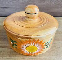 Wood Tortilla Warmer Basket Fits Up To 1/2 Kg Of Tortillas Tortillero Artesanal