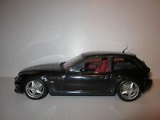 RARE BMW Z3 M / Z3M E36 Coupé de 1999 Noir Black par UT MODELS 24432 au 1/18