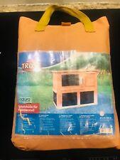 Trixie Rabbit Pet Hutch Waterproof Weatherproof Large Double Cover