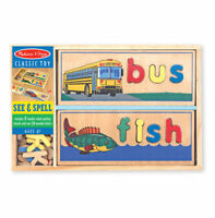 Melissa and Doug 12940 - See & Spell - NEW!!