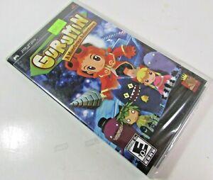 Gurumin A Monstrous Adventure Brand New Factory Sealed Sony PSP 2007