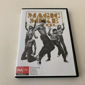 Magic Mike XXL DVD Region 4