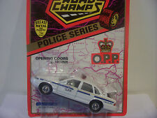 1997 Ontario Provincial Police. Ford Crown Victoria, Road Champs Police Car