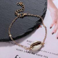 or la chaîne coquillage poignet shell bracelet line la chaîne conque charme