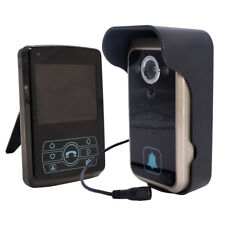 Waterproof Wireless Home Office Intercom Photograph Door Doorbell Camera Monitor