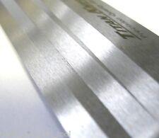 6-1/8 x 5/8 x 3/32  HSS V2 JOINTER KNIVES DELTA 37-658 37-205 37-220 37-195 190