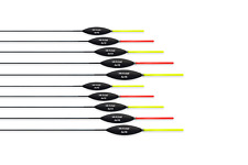 Set of 10 NB 15-03 Hand MadePOLEFLOATS