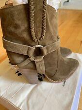 Isabel Marant Rawson Boots Khaki 40