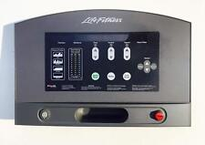 Life Fitness 93t Display Console Overlay &  Faceplate Membrane Panel