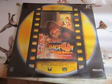BIGFOOT E I SUOI AMICI di William Dear // LASER DISC ITALIANO