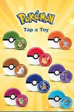 McDonald's Pokemon Tap A Toy Pikachu Mankey