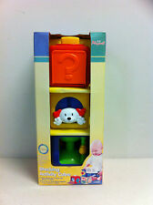 STACKING ACTIVITY CUBE~~BNIB~~FOR 12 MONTHS+