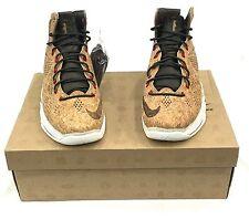 New Nike Lebron X 10 EXT Cork Sz 8 LBJ James Cleveland 100% authentic