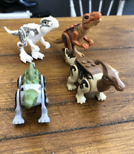Jurassic World Dinosaurs Building Figures