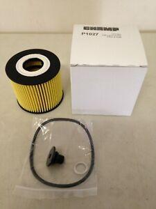 Champ P1027 Oil Filter fits 26320-3F500 263203F500 CH11935 WL10067 L19174 OX977