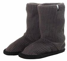 Helly Hansen Womens Knitted Cabin Slippers Ebony L/XL New/Display