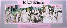 Leroy Neiman Poster Polo Lounge Hollywood Elite Vintage Movie Stars Celebrities