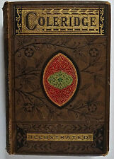 Coleridge-The Poetical Works-George Rutledge And Sons-London-1871-First Edition