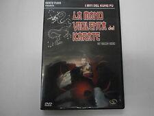 LA MANO VIOLENTA DEL KARATE - I MITI DEL KUNG FU - FILM DVD -COMPRO FUMETTI SHOP