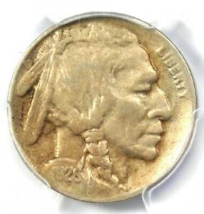 1926-S Buffalo Nickel 5C - Certified PCGS VF35 - Rare Key Date Buffalo!