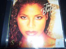 Toni Braxton Secrets (Australia) Ft Unbreak My Heart & I Don't Want To CD