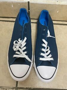 NWOB Converse All Star M Size 9.5 W Size 11.5