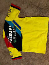 Vintage Supercross Team Suzuki Ricky Carmichael Crew Member Shirt XL