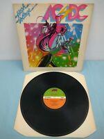 AC/DC - High Voltage - Vinyl LP UK 1st Press 1976 A1/B1