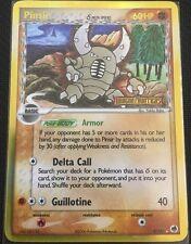 Pokemon TCG - Pinsir - Ex Dragon Frontier - Holo Ultra Rare Card # 9/101 - JS