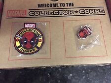 Deadpool  Funko POP Star Wars Patch and Pin  Limited Edition And Mopeez.