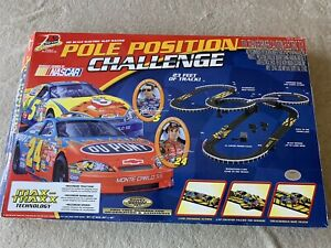 Pole Position Challenge Nascar HO Scale Electric Slot Racing NASCAR