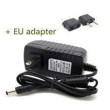 eu Plug AC100-240V to DC 24V 1A Power Supply Charger Converter Adapter 5.5mm