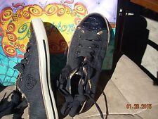 """Brighton """"Lovey"""" Canvas shoes 8B NWT no box"""