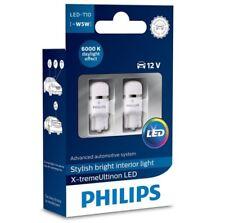 PHILIPS 127996000KX2 LED KALT WEISS X-TREME ULTINON LED 6000K T10 W5W 12V SET