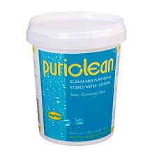 Puriclean Water Purification Caravan Motorhome Water System Cleaner 400g
