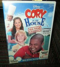 DISNEY-CORY IN THE HOUSE: ALL-STAR EDITION DVD, 4 FAVORITE EPISODES, CORY TIME