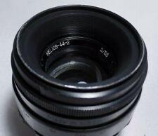 Helios 44-2 F 2/58 mm Russian lens for M42 mount SLR Zenit Praktica camera 2036