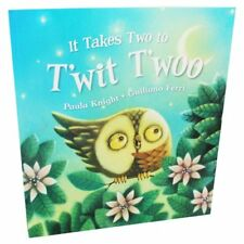 It Takes Two To Twit Twoo-
