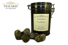 Carnation forte stelo Fioritura Artisan 6 TEA palle in Airseal REGALO Caddy