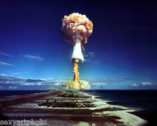 Atomic Bomb Nuclear World War II 8x10 photo 1