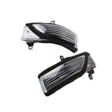 1 Pair Mirror Turn Signal Light Lamp Fit For Subaru Forester XV Impreza 2013-17