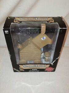 RARE Trojan Rabbit Figure - Monty Python - Toy Vault - CIB - Very Good HTF