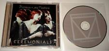 FLORENCE + The MACHINE : CEREMONIALS  CD Album 2011 Ex/Mint.